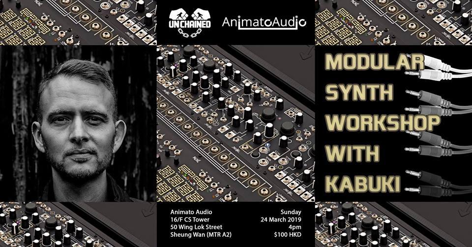 kabuki synth workshop unchained asia. Black Bedroom Furniture Sets. Home Design Ideas