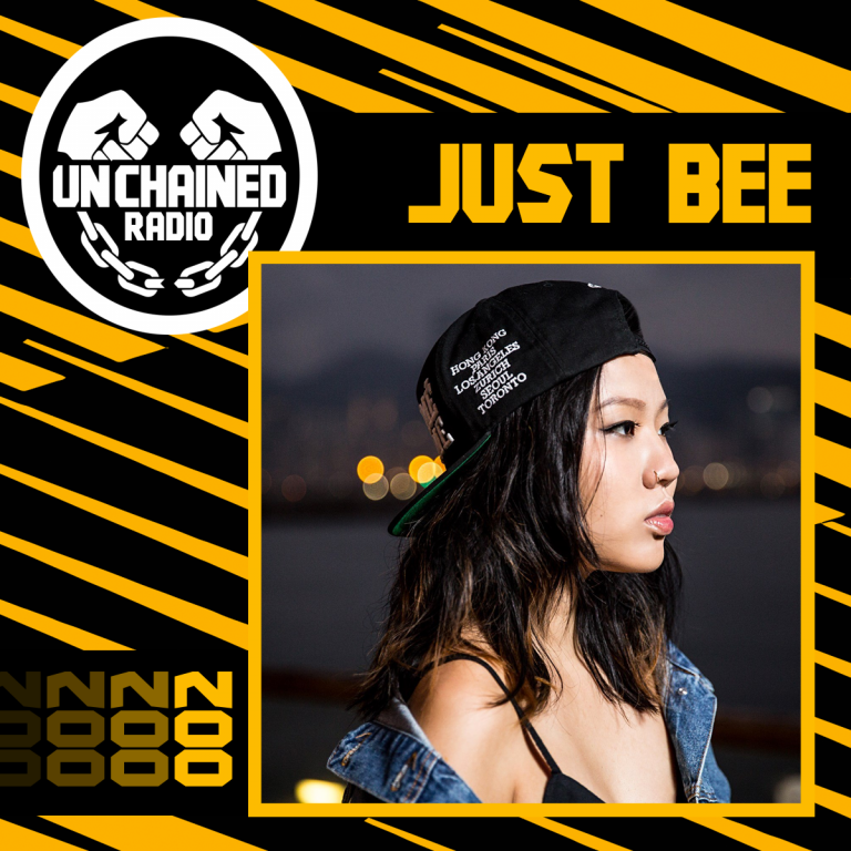 Unchained Radio 002 – Just Bee
