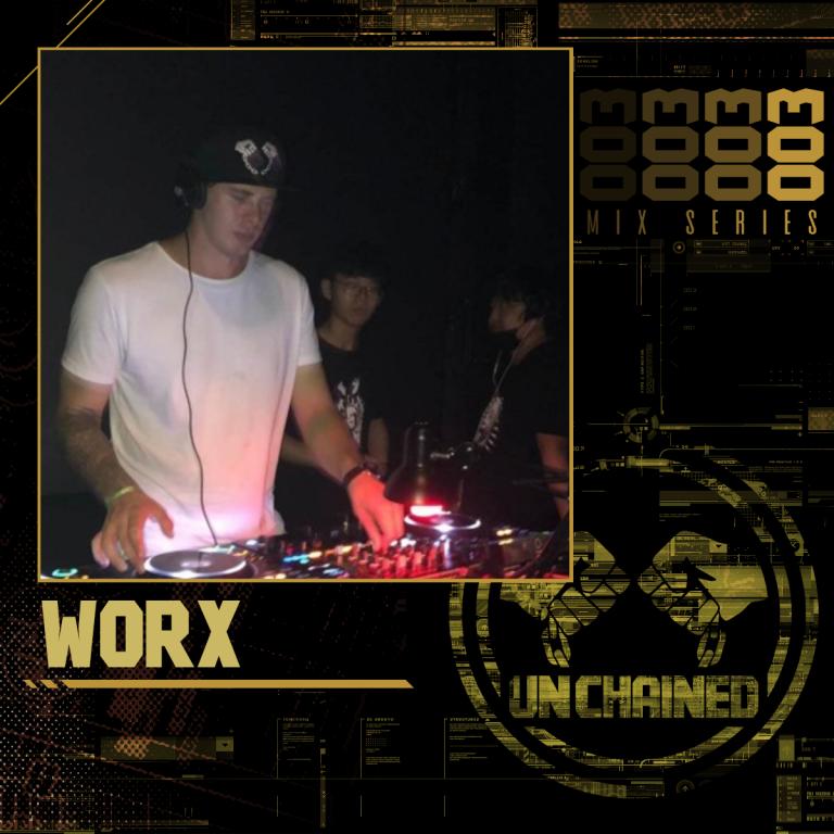 Mix Series 003 – Worx