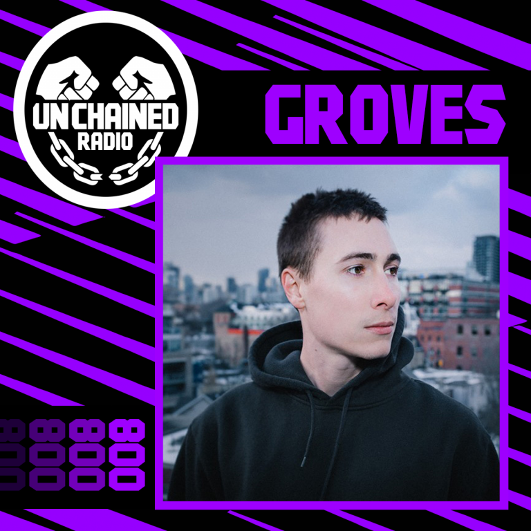 Unchained Radio 008 – Groves